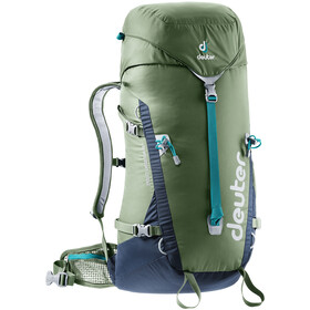 Deuter Gravity Expedition 45+ Sac à dos, khaki/navy